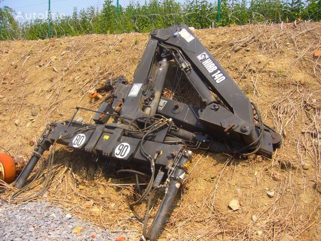 HIAB - 140 ( Shveciya ) grúa autocargante