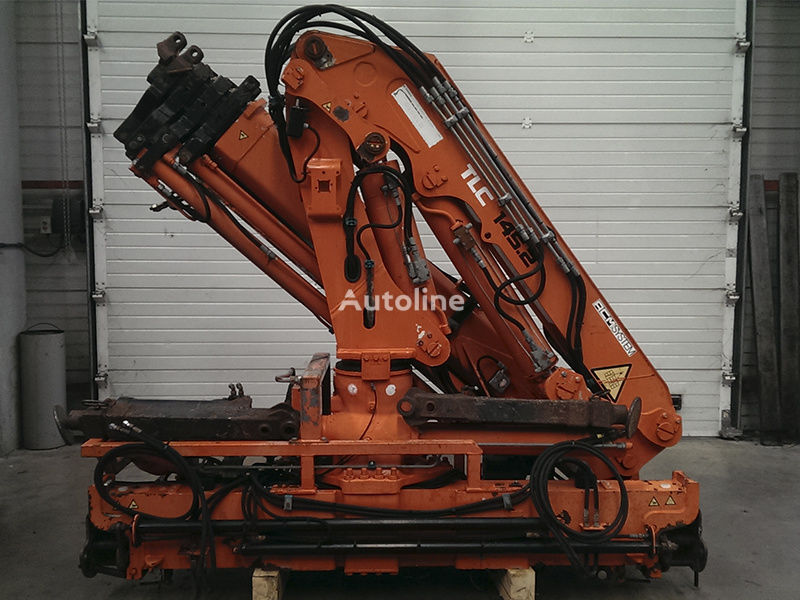 ATLAS 145.2 A4 grúa autocargante