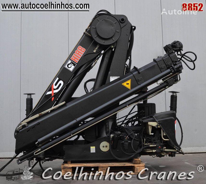 HIAB 144 XS / BS 3-HIDUO grúa autocargante