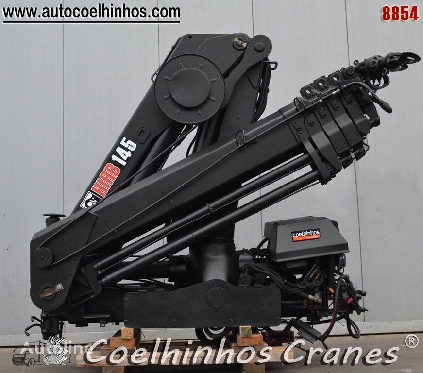 HIAB 145 B/5 grúa autocargante