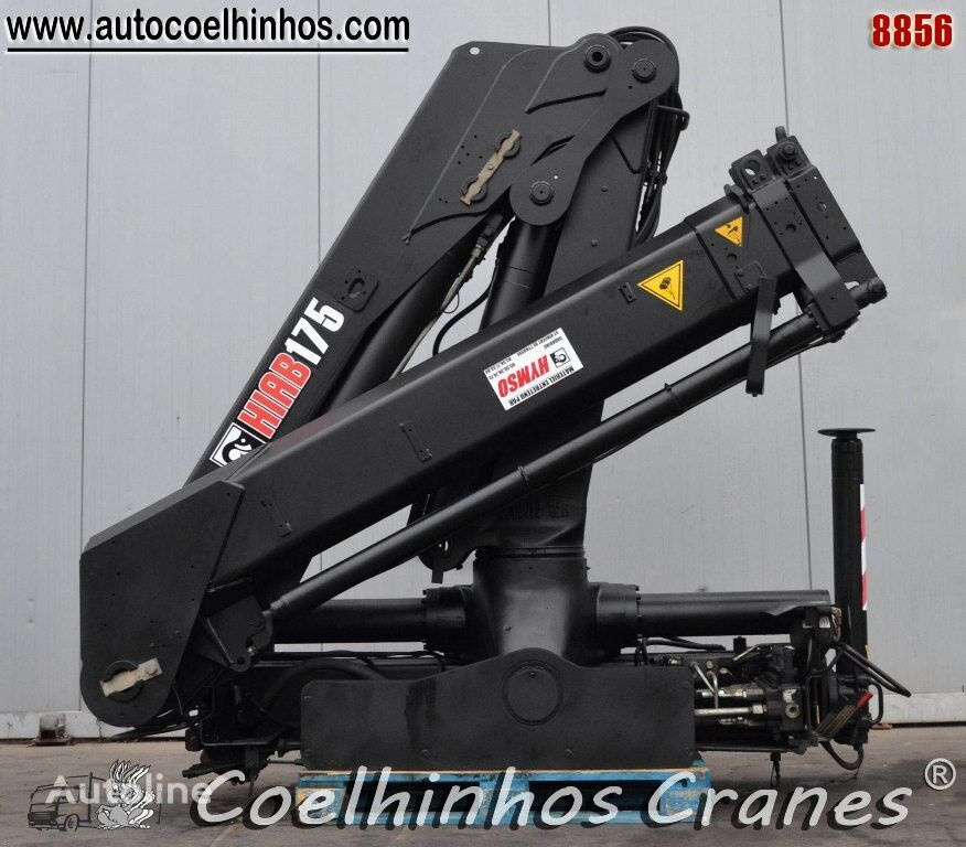 HIAB 175-2 grúa autocargante