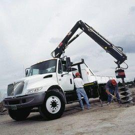 HIAB XS 122 grúa autocargante nueva