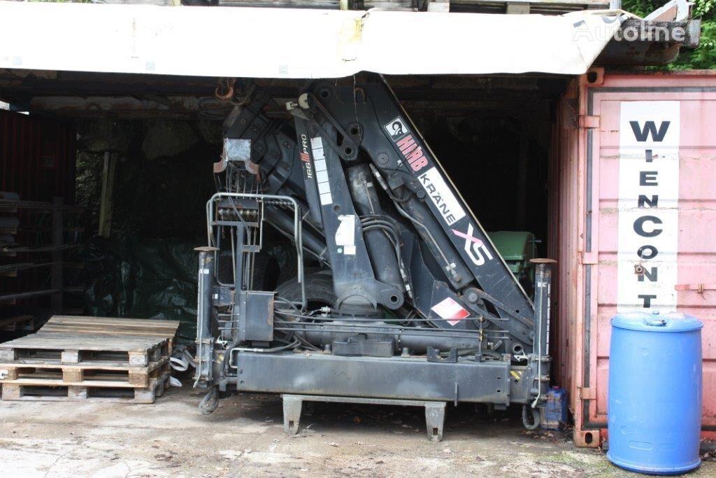 HIAB XS 166 E-4 PRO grúa autocargante