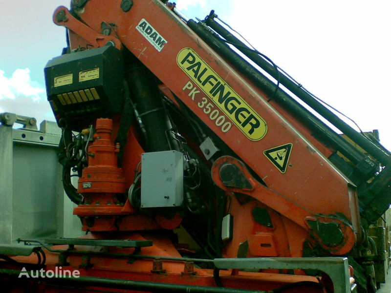 PALFINGER PK - 35000  ( Avstriya ) grúa autocargante