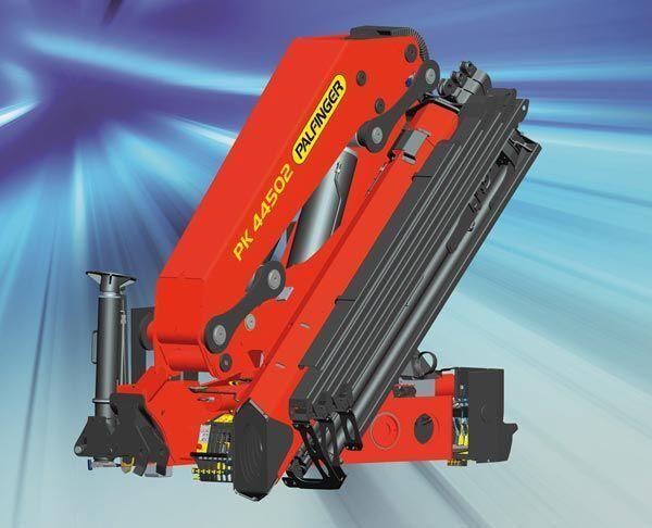 PALFINGER PK 44502 serii Perfomance grúa autocargante nueva