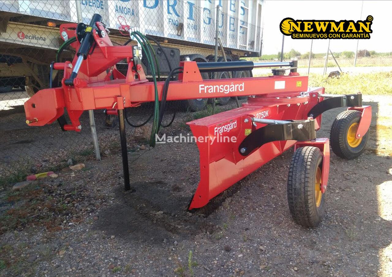 hoja de bulldozer FRANSGARD CUCHILLA FRANSGARD GT - 275 DK