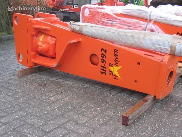 STAR Hammer SH 992 martillo hidráulico nuevo