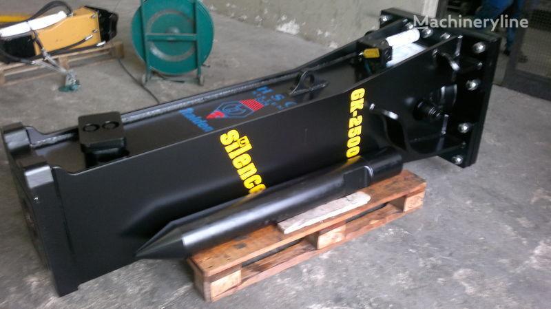 STAR Hammer G 2500S martillo hidráulico