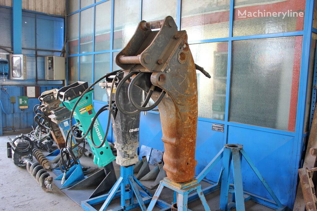 CASE CB90S martillo hidráulico