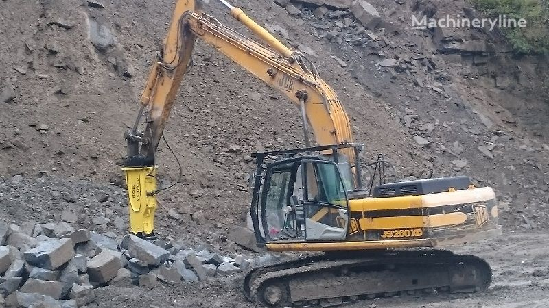 martillo hidráulico DHB 210S nuevo