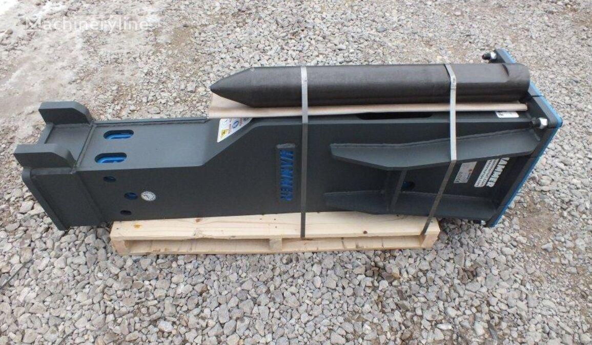 HAMMER HM 1000 Hydraulic breaker 860kg martillo hidráulico nuevo