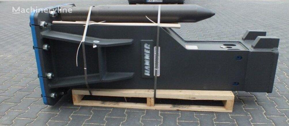HAMMER HM 2200 Hydraulic breaker 1800kg martillo hidráulico nuevo