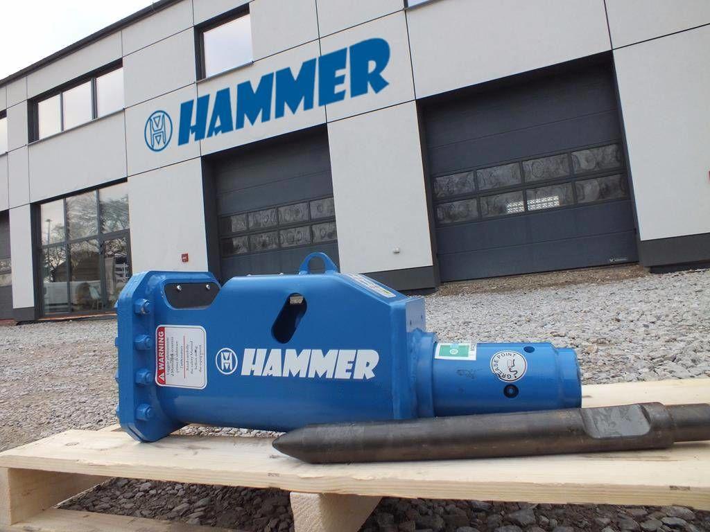 martillo hidráulico HAMMER SB 400 Hydraulic breaker 430KG nuevo