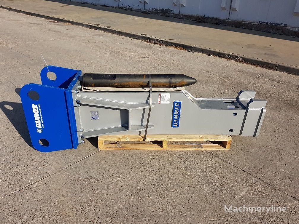 martillo hidráulico HAMMER hm1500 nuevo