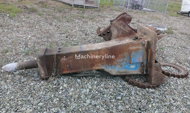 KRUPP 1000 martillo hidráulico