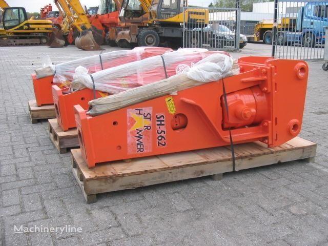 STAR Hammer SH562 martillo hidráulico nuevo