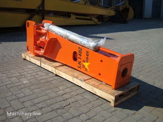 STAR Hammer SH 1402 martillo hidráulico