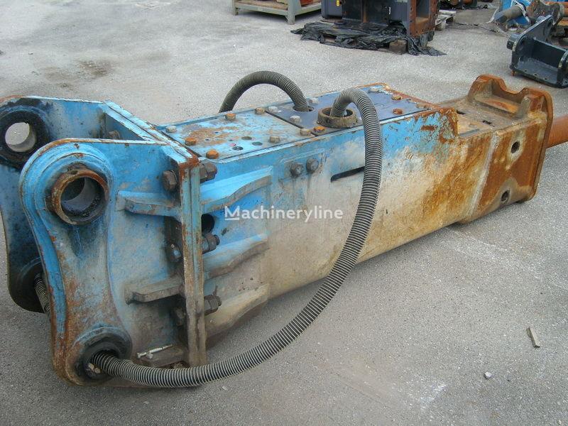 TITAN SG 5000S martillo hidráulico