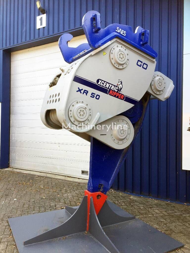 XCENTRIC Ripper XR 50 martillo hidráulico