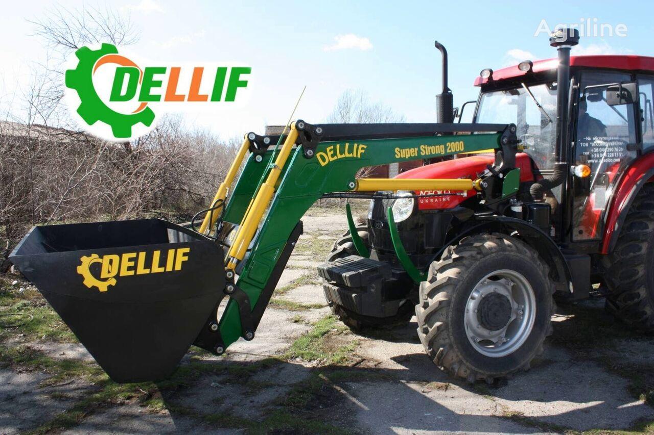 DELLIF Super Strong 2000 pala para tractor nuevo