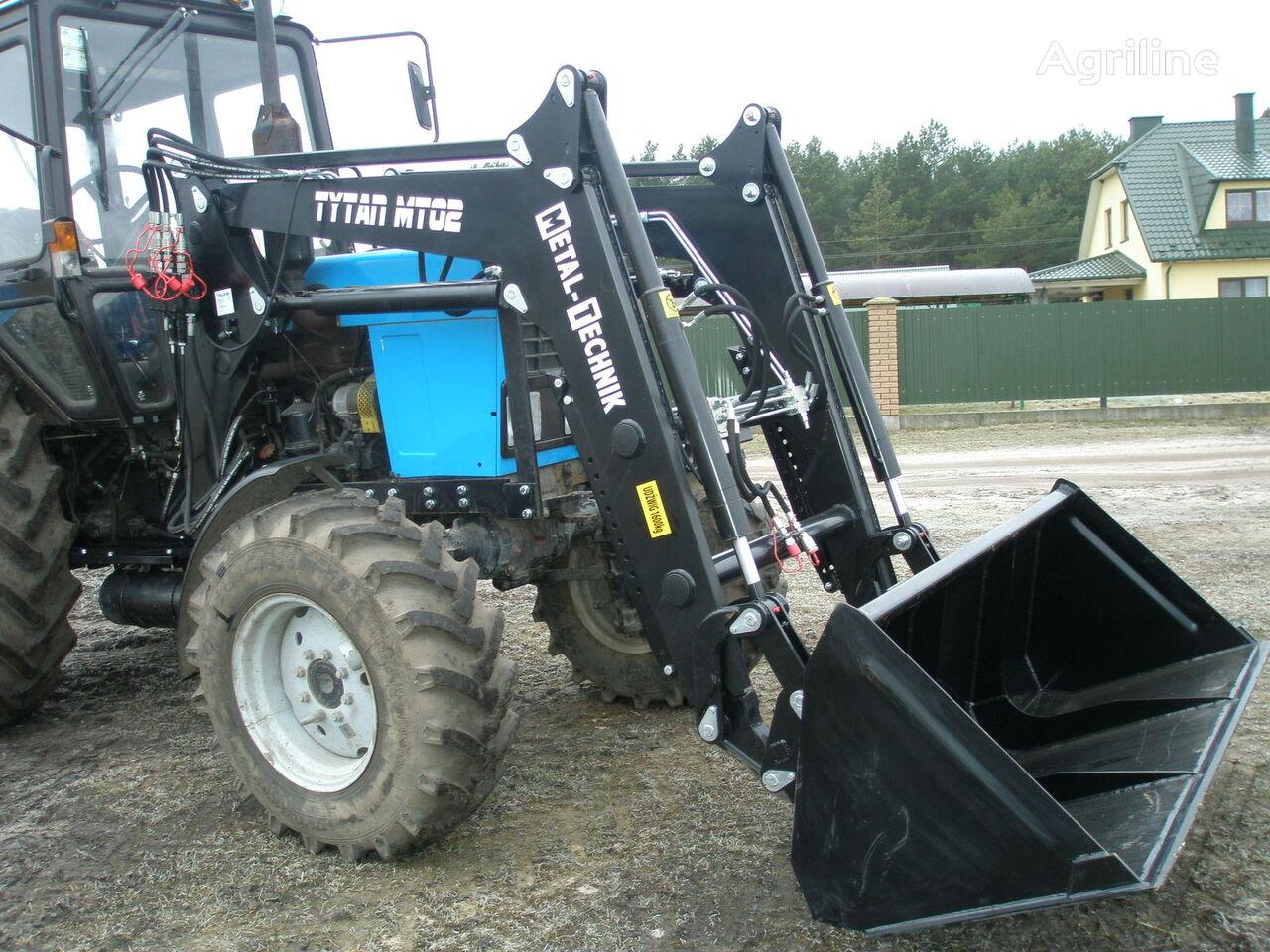 METAL-TECHNIK pala para tractor nuevo