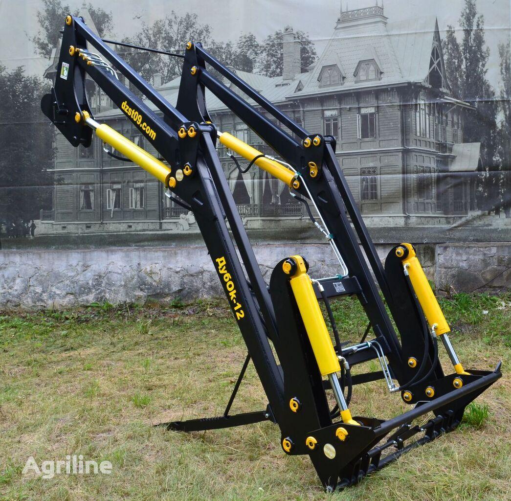DubOk 12 DZST pala para tractor nuevo