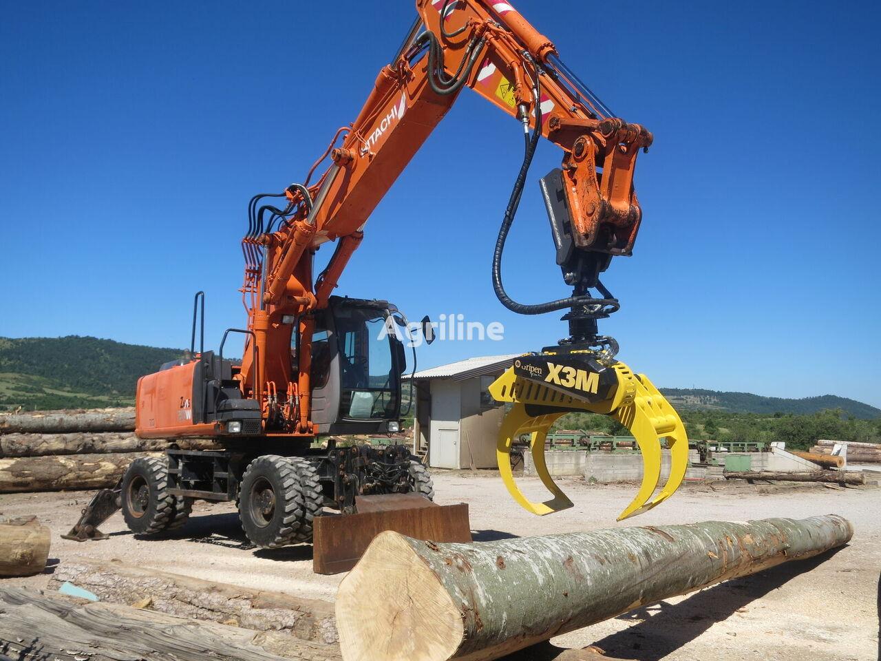 X3M pinza para troncos nuevo