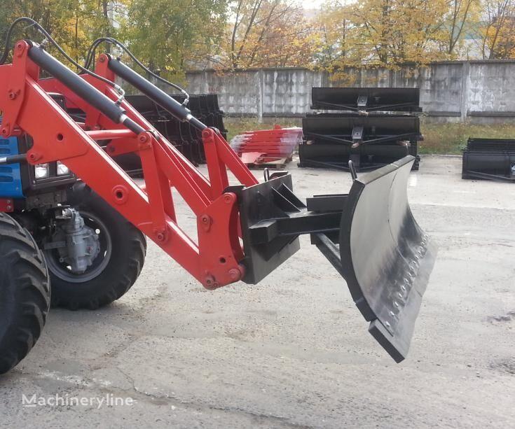 DorKomMash DKM-01.01 (so smennoy ramoy dlya DKM-1000 SPADAR) placa quitanieves nueva