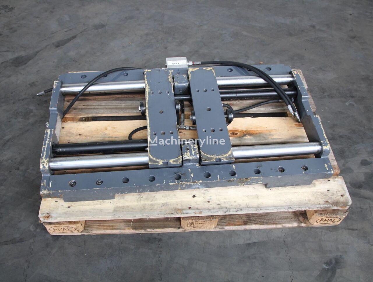 MEYER 6-2506F-T posicionador de horquillas