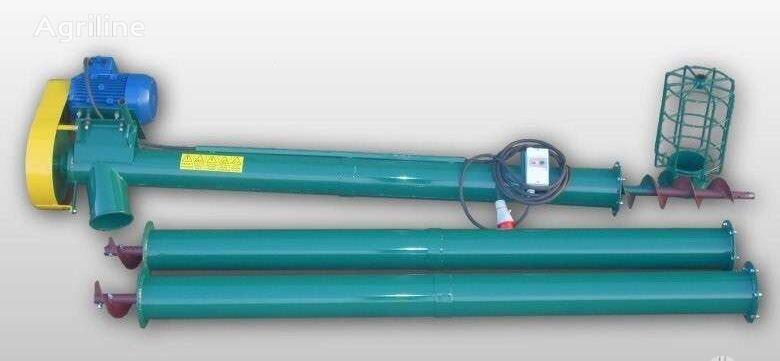 AGROPART Sraigtinis grūdų transporteris, feed mixer / dispenser aireador de grano nuevo