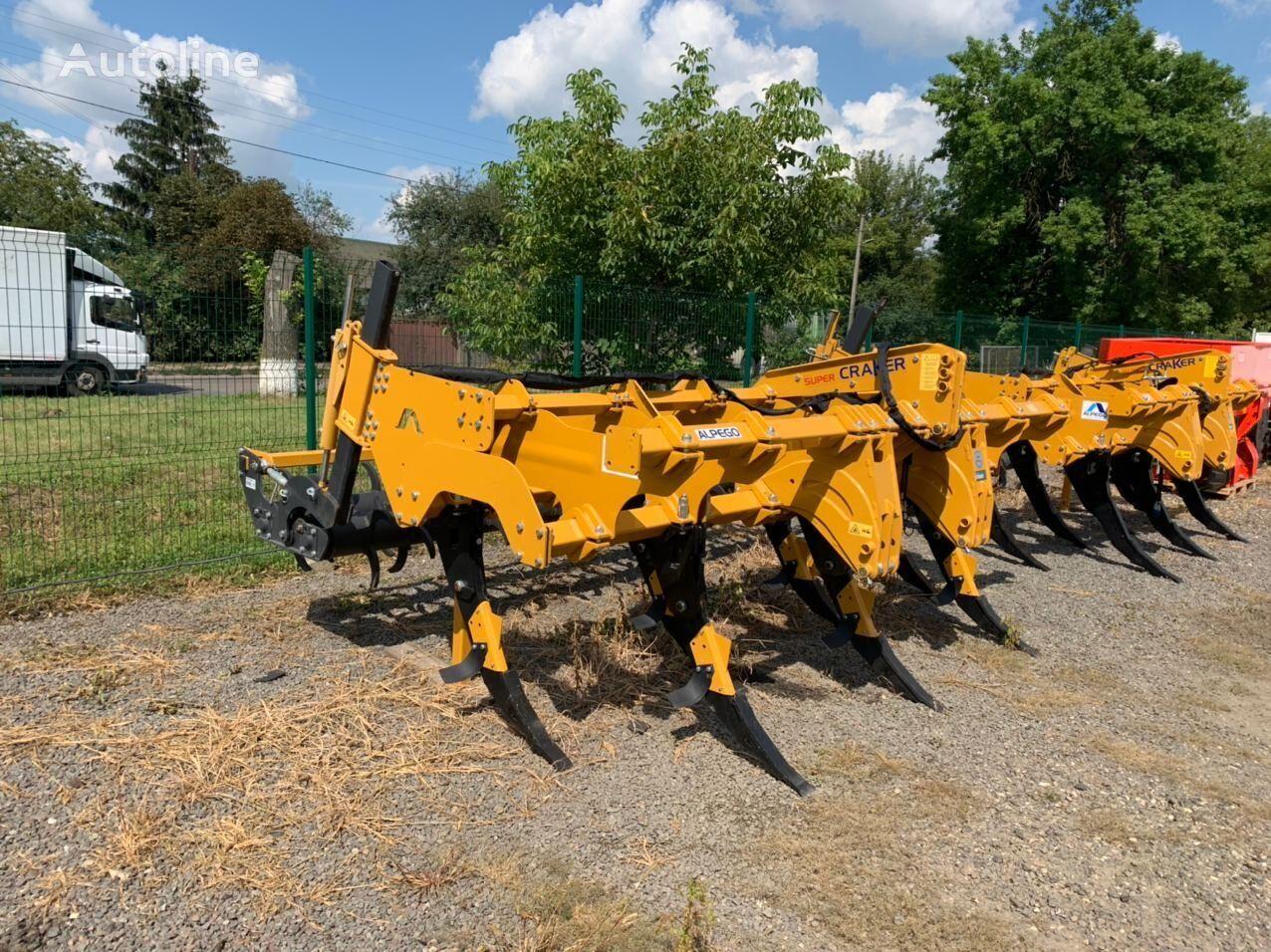 ALPEGO Super craKer KF 400 arado de cincel nuevo