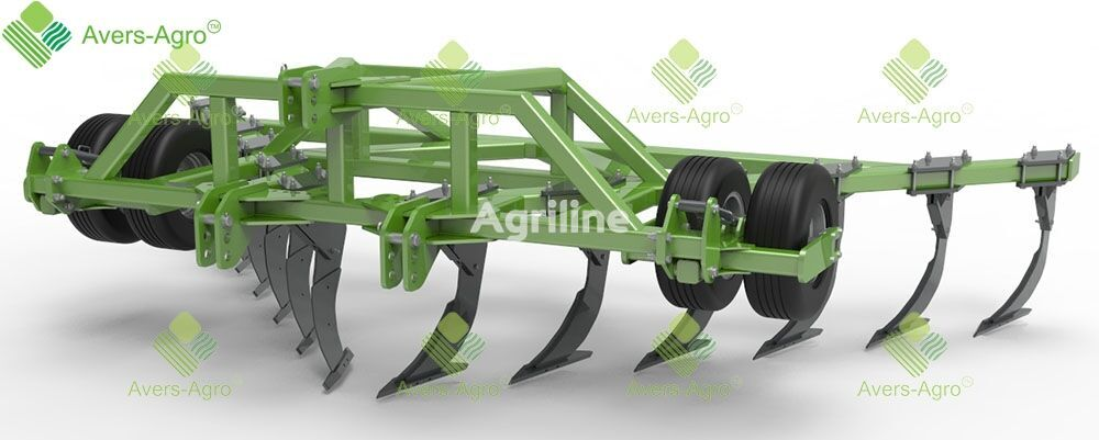 Avers-Agro Glubokoryhlitel 6m arado de cincel nuevo