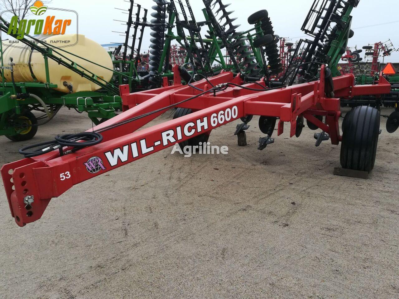 WIL-RICH 6600 5 lap do 45 sm arado de cincel