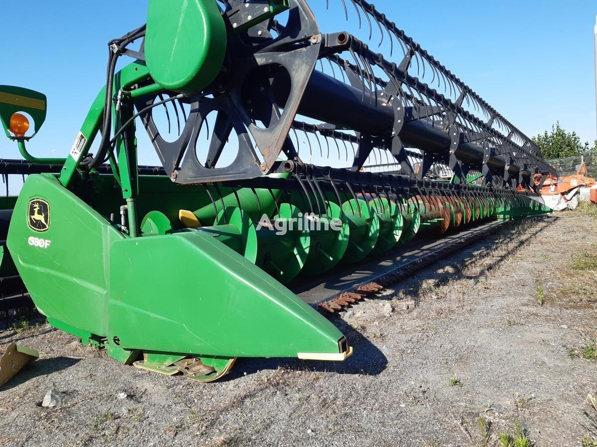 JOHN DEERE 630F HydraFlex cabezal de grano