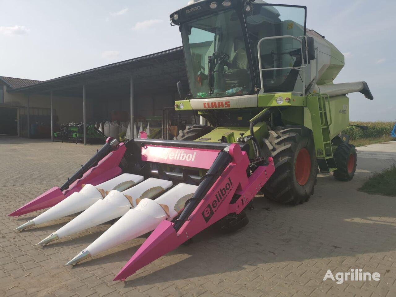 ELİBOL 2021 cabezal de maíz nuevo