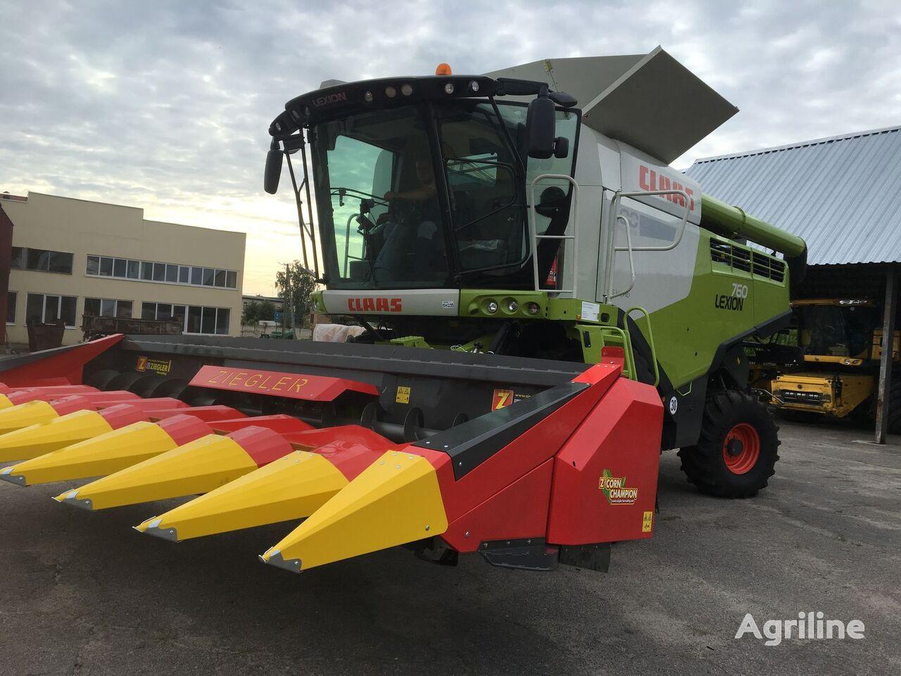 ZIEGLER CC8S  CLAAS cabezal de maíz nuevo
