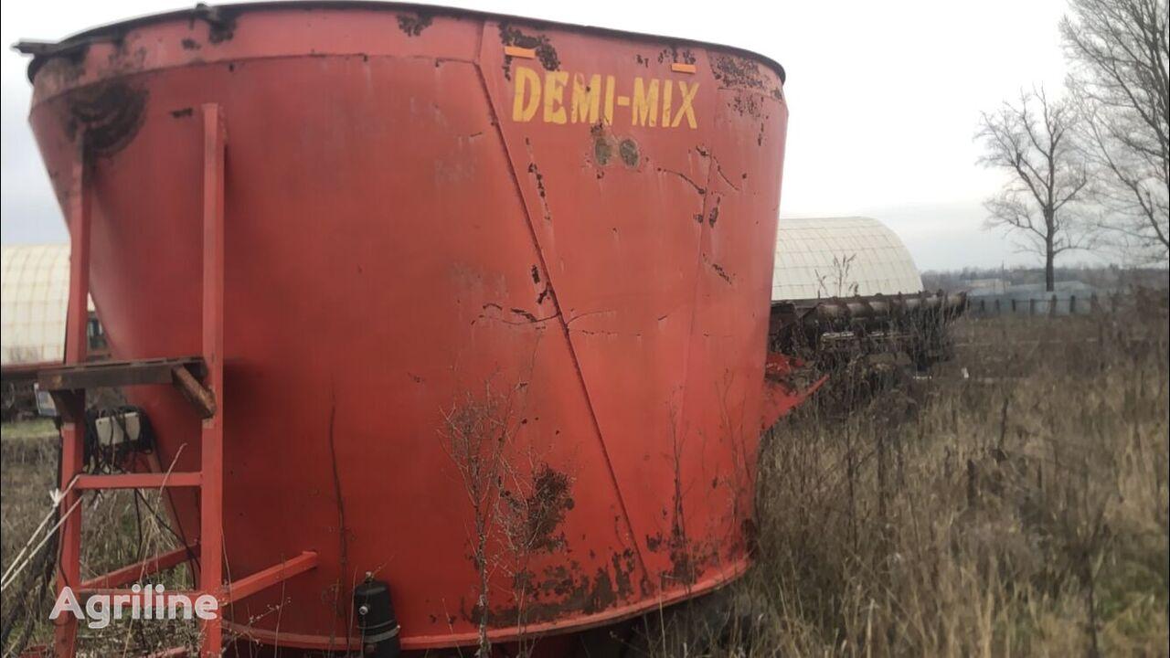Demi-mix carro mezclador