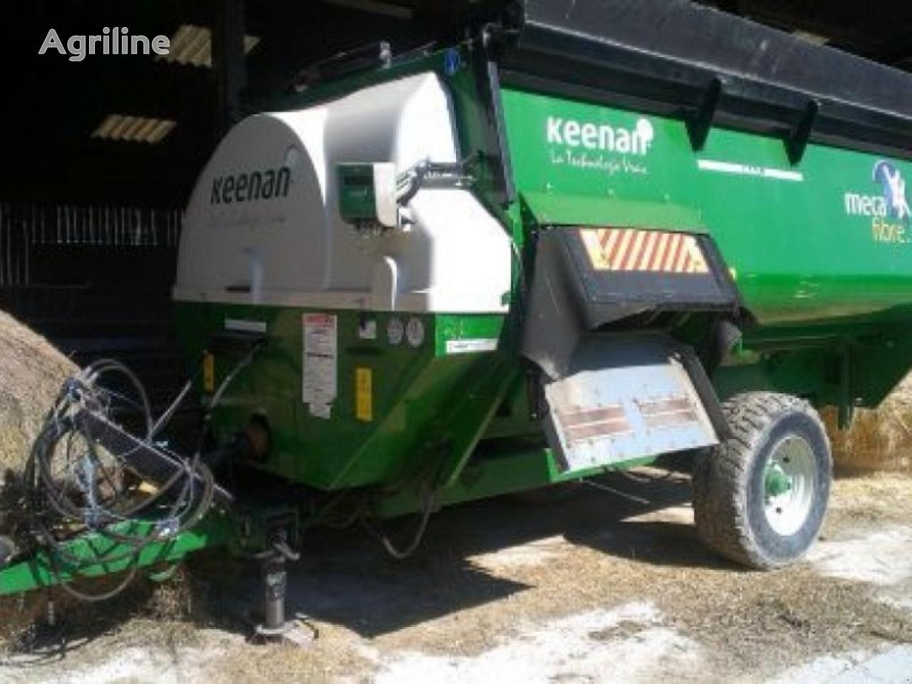 Keenan meca 320 carro mezclador