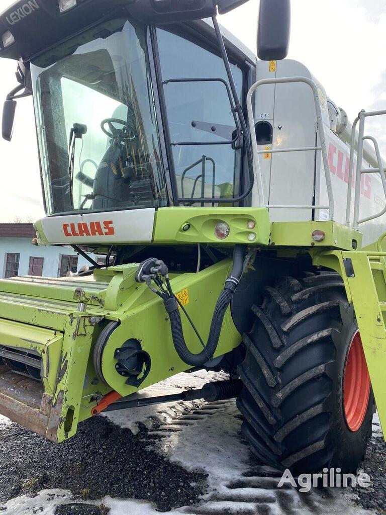 CLAAS Lexion 580 cosechadora de cereales