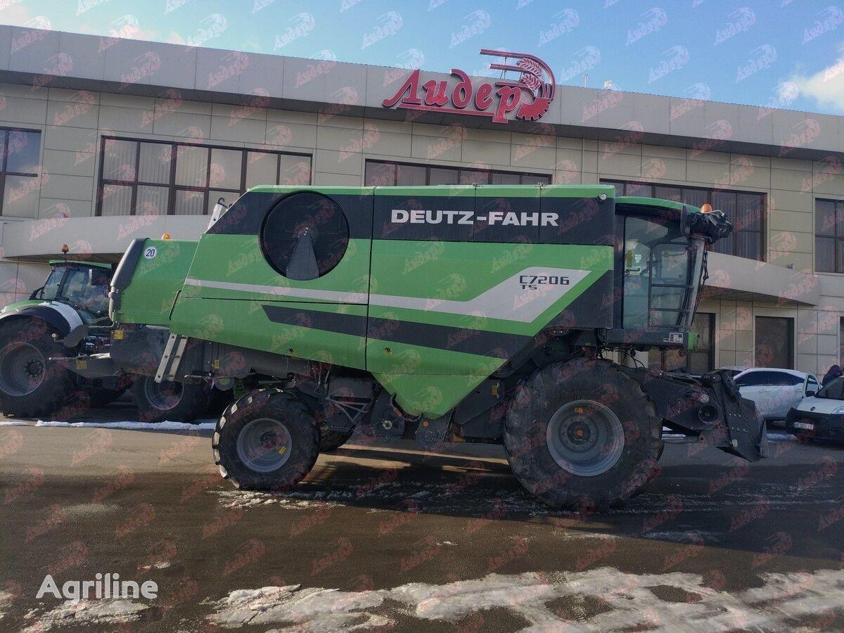 DEUTZ-FAHR C7206TS cosechadora de cereales nueva
