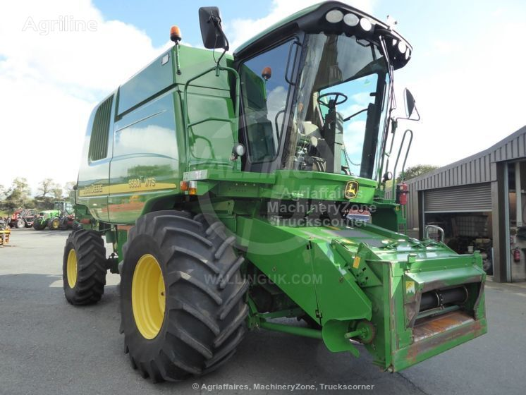 JOHN DEERE 9580i WTS cosechadora de cereales