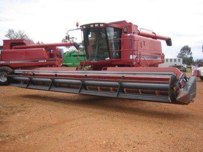 CASE IH 2388 cosechadora de cereales