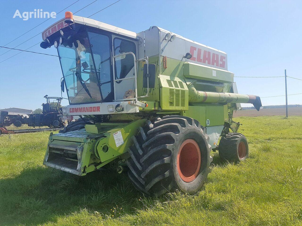 CLAAS COMMANDOR 228CS cosechadora de cereales para piezas