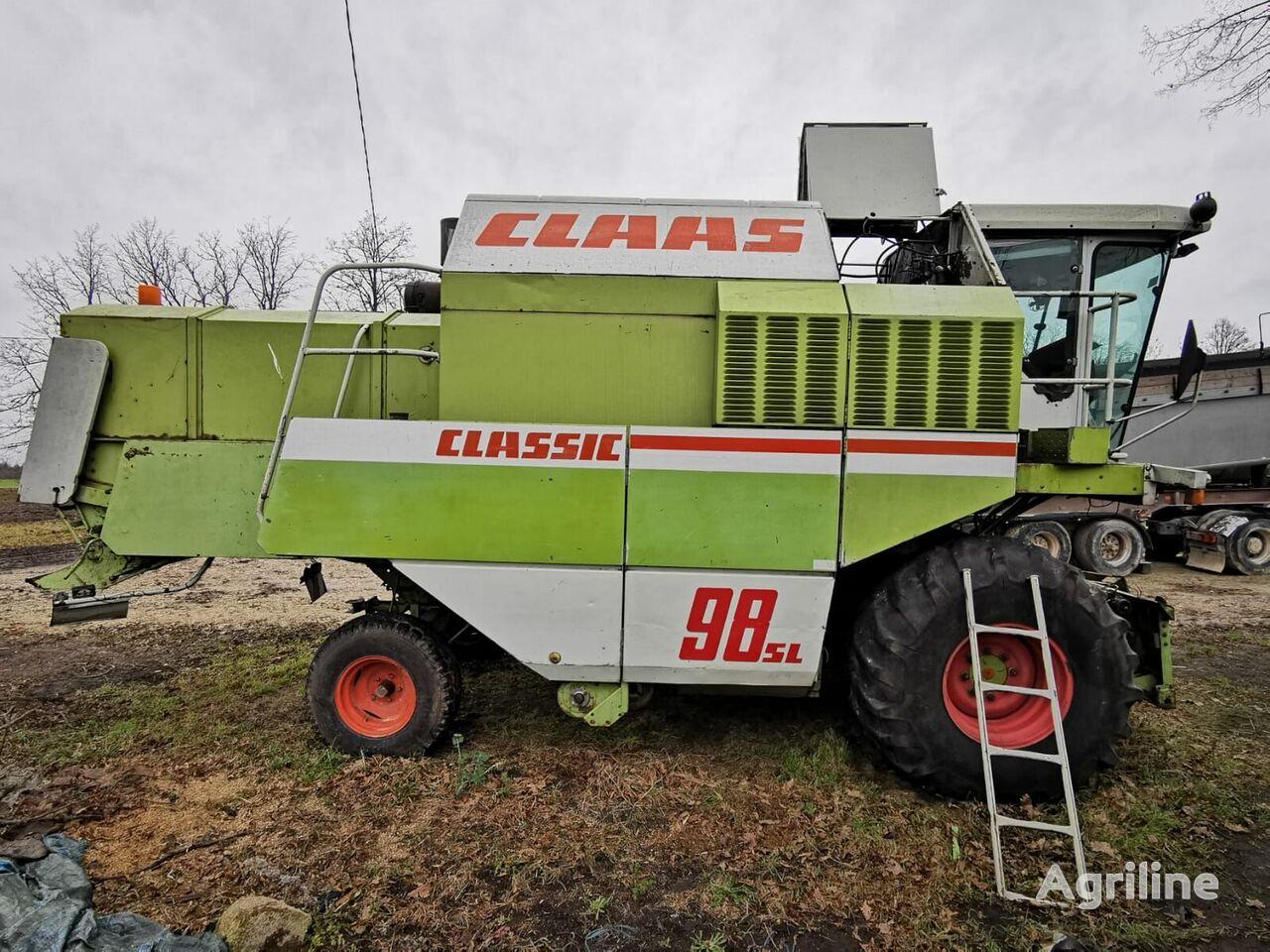 CLAAS Dominator 98 SL cosechadora de cereales