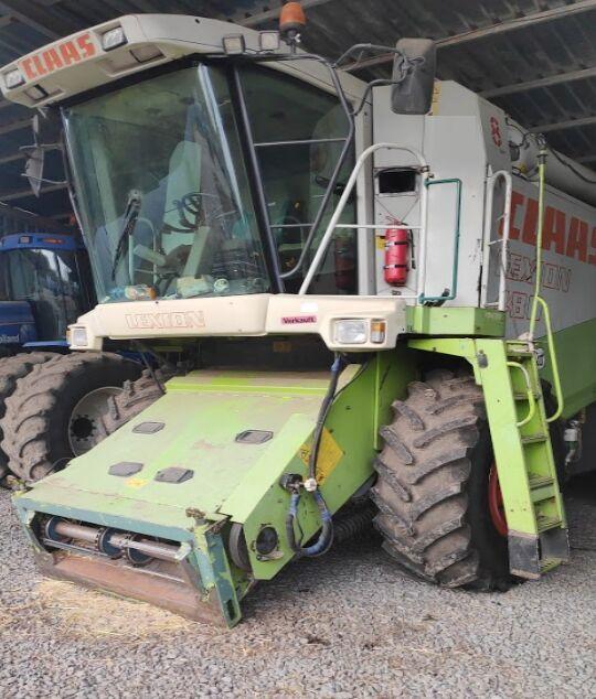 CLAAS Lexion 480 - 2. №747 cosechadora de cereales