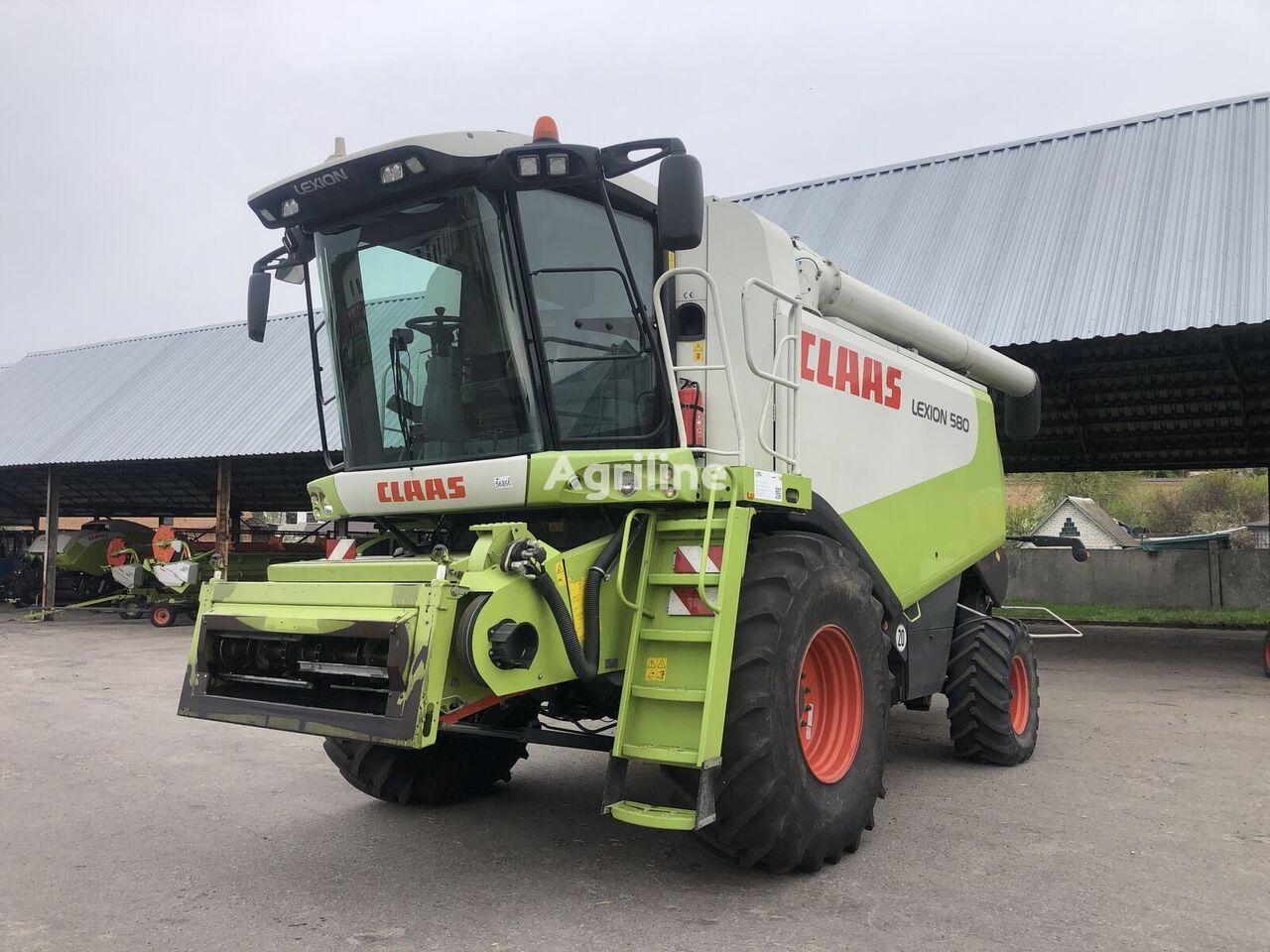 CLAAS Lexion 580. Vario 900 cosechadora de cereales