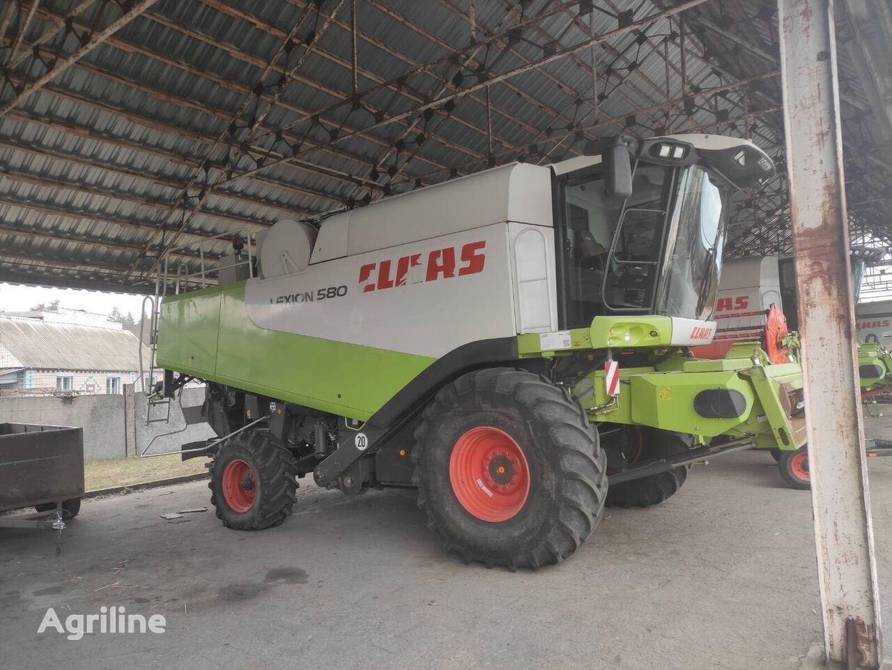 CLAAS Lexion 580. Vario 900 v Lizing cosechadora de cereales