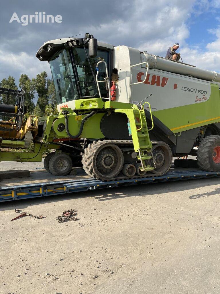 CLAAS Lexion 600 cosechadora de cereales