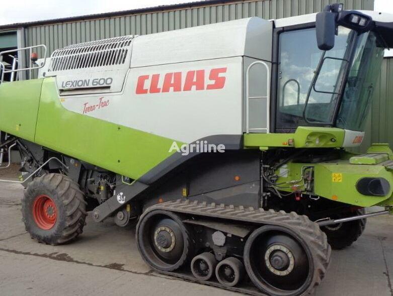 CLAAS Lexion 600 TT (mozhliviy lizing) cosechadora de cereales