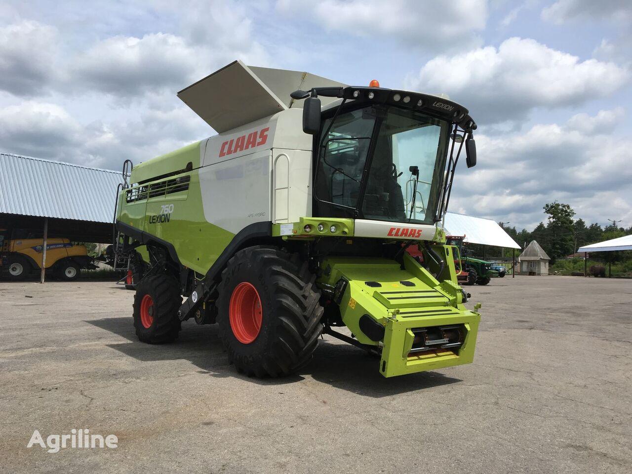 CLAAS Lexion 760 Z NIMEChChINI cosechadora de cereales